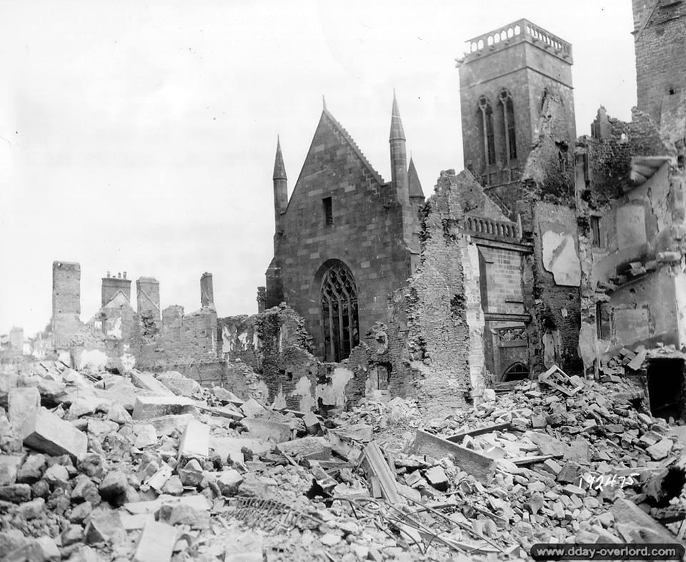8 août 1944 : Libération de Vire