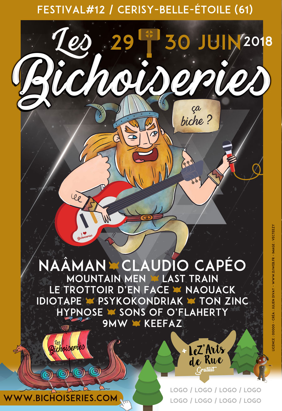"""Appel a projet festival """"Les Bichoiseries"""""""