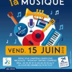 4eme visuel pour la fête de la Musique de Bion !
