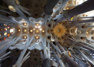 Barcelone : la Sagrada Familia