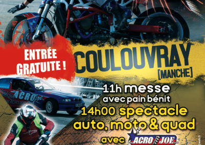 Affiche Fête de Coulouvray