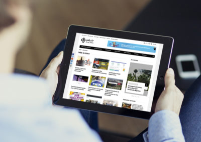 Blog personnel : djweb.fr