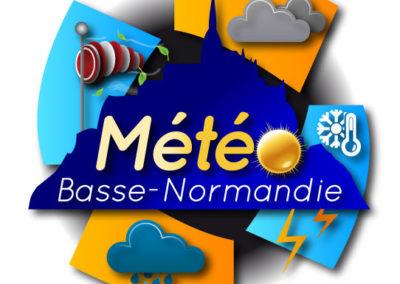 Logo Météo Basse Normandie