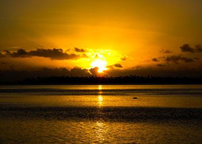 Polynésie, île de Raiatea