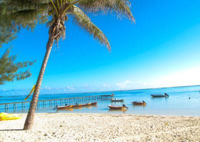 Tahiti, île de Moorea