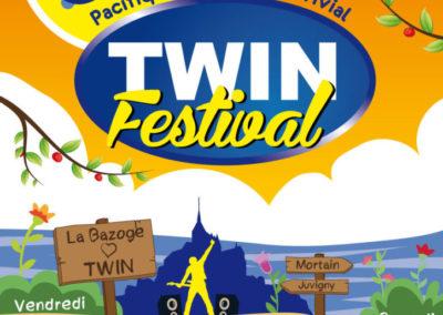 Affiche Twin Festival 2018