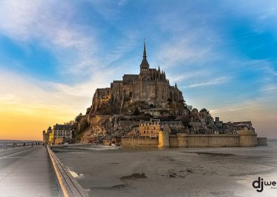 Le Mont-Saint-Michel, Normandie