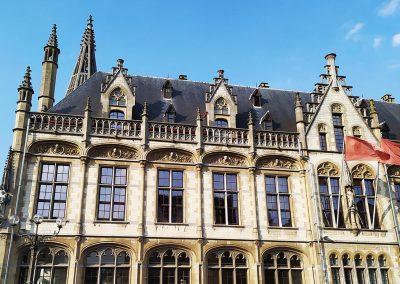 Gand (Gent), Belgique