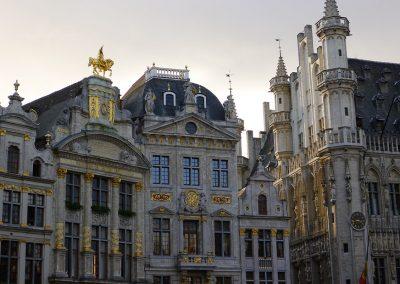 Bruxelles : La Grand-Place