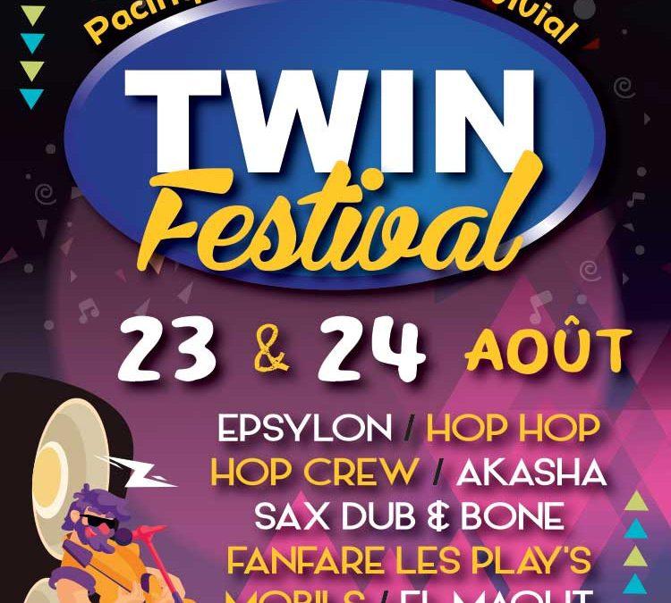 Twin Festival : visuel 2019