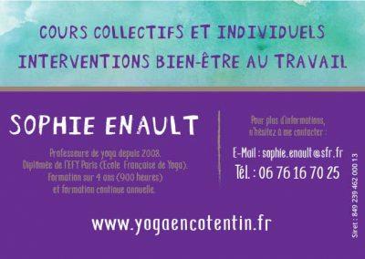 Yoga en Cotentin
