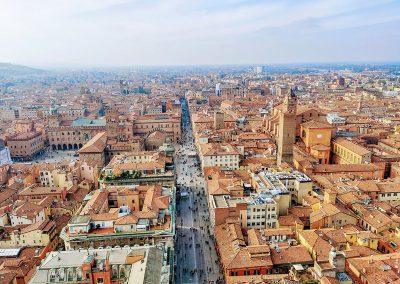 Bologne (Bologna), Italie