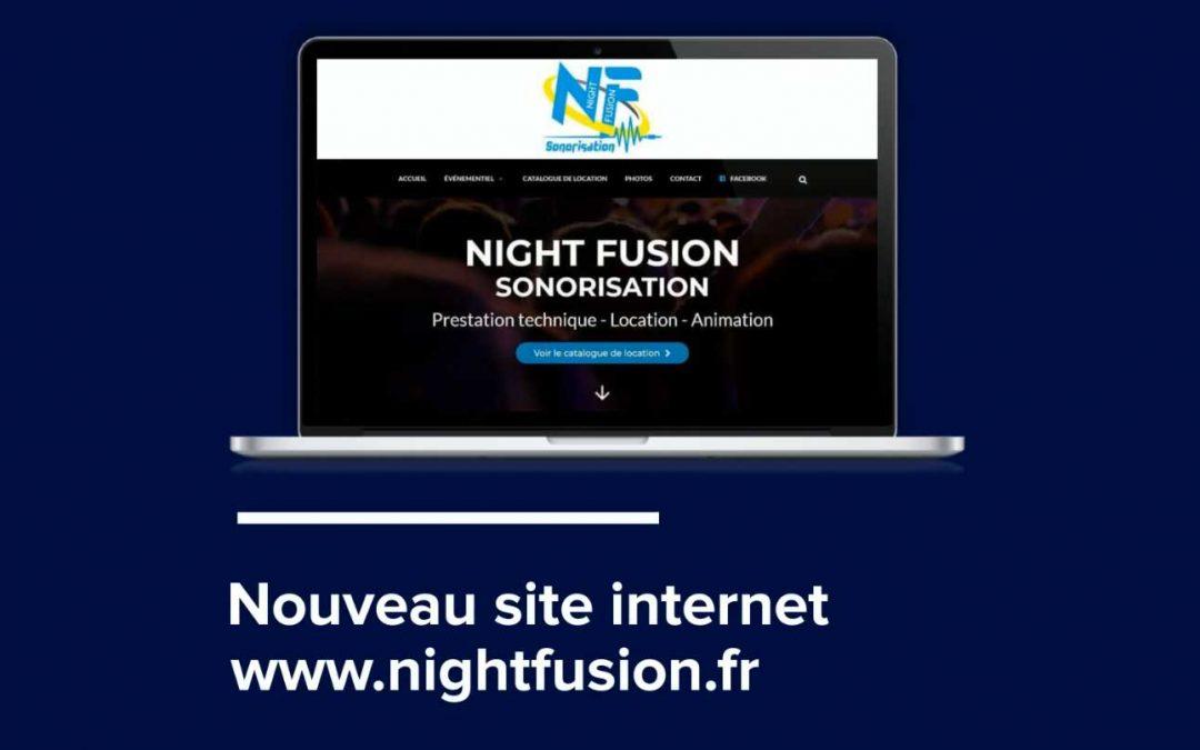 Night Fusion : Vidéo pour réseaux sociaux