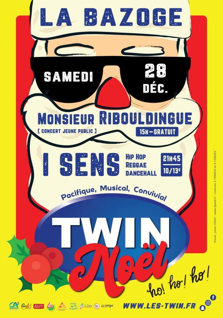 Twin Noël 2019