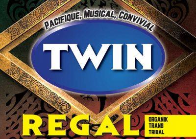 Twin : soirée concert avec Regal Trip